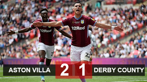 Aston Villa 2-1 Derby County-1